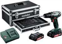 METABO BS 18 Set
